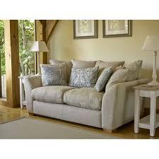edinburgh large three seater sofa holloways