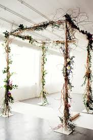 wedding arches and arbors rustic twig wedding arbor arbors fabrics and weddings