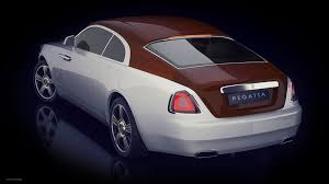 roll royce future car former disney executive designs a breath taking rolls royce wraith