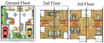 townhouse designs and floor plans townhouse designs floor homes designs for small blocks perth