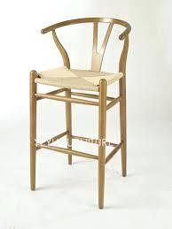 wishbone bar stool oslo counter stool gray gray wishbone
