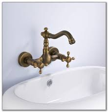 Kohler Wall Mount Faucets Kohler Antique Wall Mount Faucet Sinks And Faucets Home Design