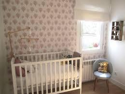 chambre bébé papier peint deco chambre bebe papier peint visuel 7