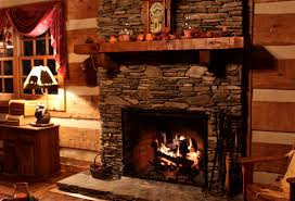 images of cozy fireplace scene wallpaper sc