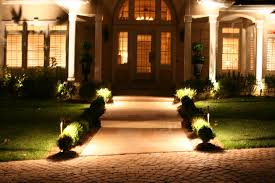 secure your home from the unknown by award winning lighting