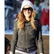 leather biker jackets for sale sarah jessica parker jacket distressed leather motorcycle jacket