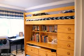 organize small bedroom to kids closet