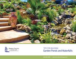 la u0027s best koi pond and fish pond builder sierra pacific design