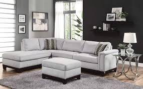 Grey Velvet Sectional Sofa Sofas Blue Grey Velvet Sectional Sofa