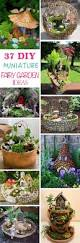 diy fairy houses is this not the cutest thing ever sounds too