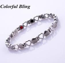 germanium energy bracelet images Free shipping 4 in 1 bio magnetic germanium energy bracelet with jpg
