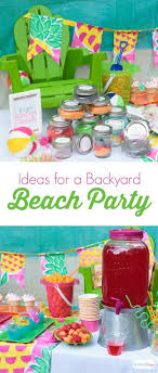 party ideas for kids best 25 summer party ideas on kids birthday