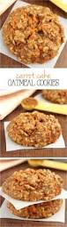 clean eating carrot cake oatmeal cookies these skinny cookies don