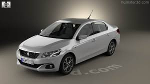 peugeot car 301 360 view of peugeot 301 2017 3d model hum3d store