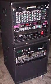 Audio Rack Case Homemade Rack Cases