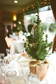 winter wedding centerpieces awesome winter centerpieces wedding collection small pine trees