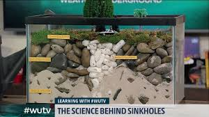Sinkholes In Florida Map by The Science Behind Sinkholes In Florida The Weather Channel