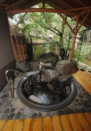 Outdoor Bathtubs Ideas Top 10 Fancy Natural Outdoor Bathrooms U2013 Beauty Backyard Home