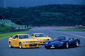nissan skyline over the years 1997 nismo 400r supercars net