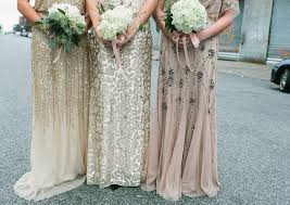 papell bridesmaid dress how to dress your bridesmaids magazine