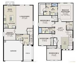 ryland homes sandpiper model home at watergrass named floor plan of