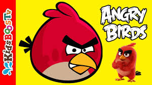 educational coloring pages for kids angry birds coloring pages angry red bird educational coloring fun