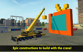construction u0026 crane sim 2017 android apps on google play