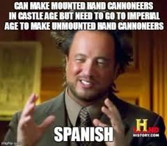 Logic Meme - spanish gunpowder logic meme of the day april 29 2014 welcome