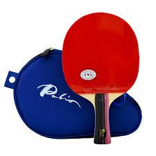 professional table tennis racket palio 3 star professional table tennis bat with case ak47 rubbers