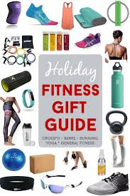 healthy gifts 318 best fitness gift guide runners yogi s weight lifters and