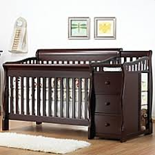 Crib And Changing Table Afg Athena I 2 In 1 Convertible Crib And Changer Combo In