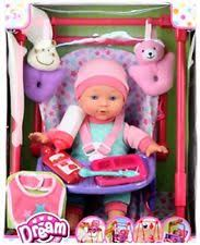 Baby Doll High Chair Set Dream Collection Baby Care Cormbo 12