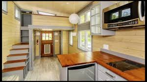 Great Floor Plans For Homes Gorgeous Tiny House With A Great Floor Plan U0026 Large Porch Youtube