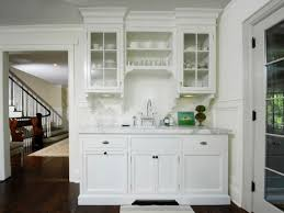 White Kitchen Cabinets With Glass Doors Kitchen Cabinet Glass Door Design Decor Et Moi