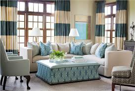 Accent Chairs For Living Room Contemporary Adorable Contemporary Living Family Room By Tobi Fairley On Blue