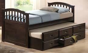 espresso twin bed san marino espresso captain bed andrew s furniture and mattress