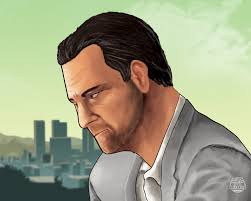 gta v smoke the weed michael by cemetpuu on deviantart