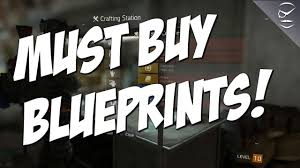buy blueprints tom clancy s the division blueprints you must buy youtube