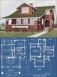 american bungalow house plans 1921 modern bungalow type house c l bowes american homes