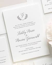wedding invitations rochester ny everly letterpress wedding invitations letterpress wedding
