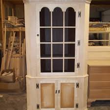 corner cupboard with glass door eldred wheelereldred wheeler