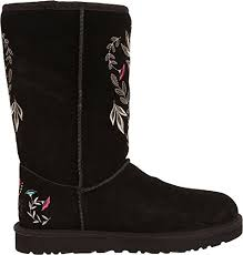womens ugg juliette boot ugg s juliette black boot 10 b m buy in uae