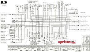 wiring diagram kawasaki klx 250 keluaran tahun 2012 sampai 2015