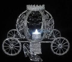 cinderella carriage centerpiece cinderella wedding lite carriage coach centerpiece 2577903 weddbook