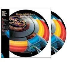 electric light orchestra out of the blue electric light orchestra out of the blue 2lp picture disk the
