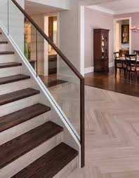 Modern Glass Stairs Design Best 25 Glass Stairs Ideas On Pinterest Staircase Glass Modern