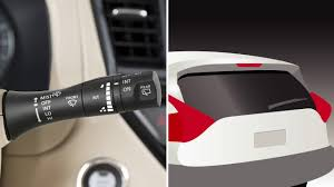 nissan leaf wiper blades 2018 nissan pathfinder windshield wiper and washer controls