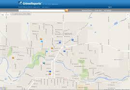 Crime Map Orlando by Crime Reports Polk County Oregon Official Website