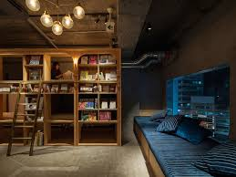 this library themed tokyo hotel is a book lover u0027s paradise condé