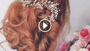 hairstyles for girl video video of so cute hair style by ulyana aster makeup2do com makeup